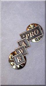 RWA Pro Pin by Deb Diez